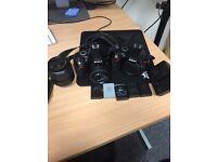 Nikon D3200 & D5100 DLSR