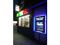 Takeaway Fast Food Shop Business For Sale - Busy Residential Area - Corner Location - Cheap Rent