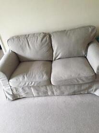 2 X 2 seater IKEA Erktop sofas