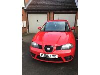 SEAT IBIZA SPORT NEED GONE MOT TILL AUGUST CAR DRIVES PERFECT