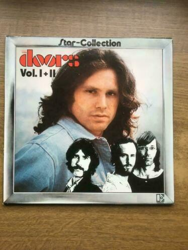THE DOORS - star collection vol I and II