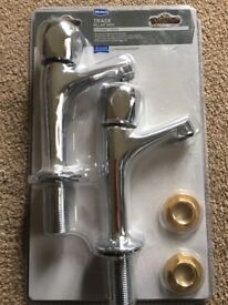 Kitchen taps new from wickes £10