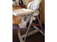 Prima Papa High Chair