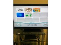 Nintendo Wii with so many accessories that are new (Japan Model)
