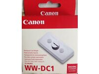 Canon WW-DC1 ballast weight set for waterproof camera case
