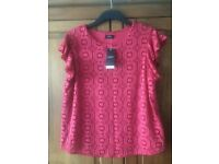 NEW womens top size 14