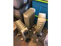 Electric Heaters SOLD