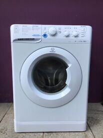 Indesit 7kg 1200 spin washing machine with 6 months repair/replacement warranty