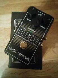 Electro-Harmonix Silencer Guitar Pedal