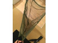 "SONIK SKS 42"" 2pcs LANDING NET AND CHUB WEIGHING SLING"