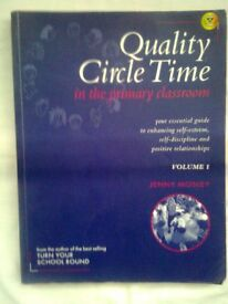Jenny Mosley Quality Circle Time in the Primary Classroom
