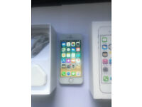 iphone 5s,,silver/white