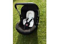 Silver cross baby seat