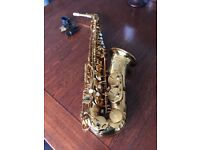 Selmer Reference 54 Alto - reduced to a bargain!