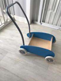 Toddler cart for bricks