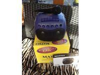 Karaoke Machine (Matsui)