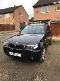BMW X3 MSport - £4,200