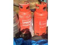 Calor gas bottle - 19kg empty
