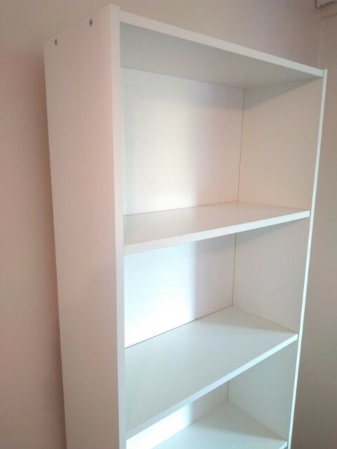 uk availability 2183c 1470e IKEA GERSBY BOOKCASE- WHITE | in Skipton, North Yorkshire | Gumtree