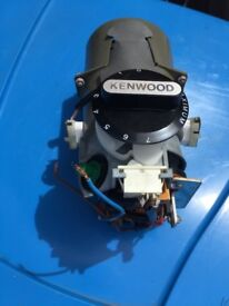 Kenwood Chef Mixer A901: Spare Parts: Motor & Speed Control Complete