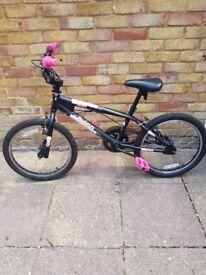 "BMX bike, Avigo Spin, 20"" wheels"