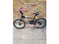 "BMX bike, Avigo Spin, 20"" wheels"