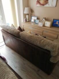 New condition Sofa & Armchair