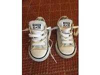 Converse All Star infant size 5
