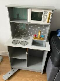 Toy kitchen role play