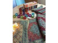 Moroccan party home decoration 31 pieces rrp £100.00 used once