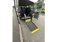 Ricon wheelchair lift K series k2003