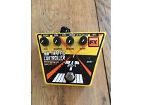 Rainger FX Air Traffic Controller Distortion / White Noise Generator Guitar / Bass Pedal