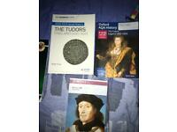 The Tudors: England 1485-1603 AQA A level history textbook and revision guide
