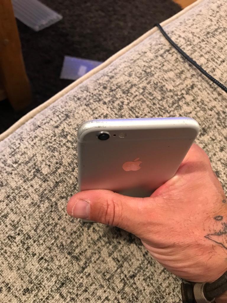 iPhone 6. Unlocked.