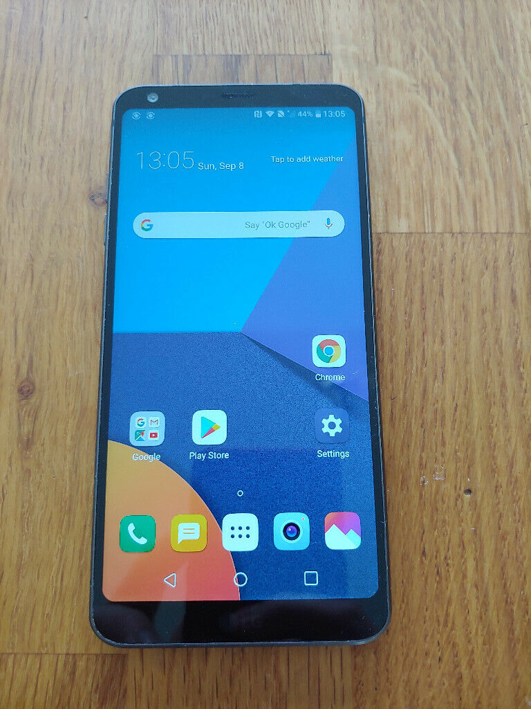 LG G6 - 32GB Astro Black - Good condition - Unlocked & Unbranded   in  Mansfield, Nottinghamshire   Gumtree