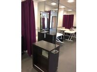hairdressing mirror, styling unit , barber , mirror, x10, styling station