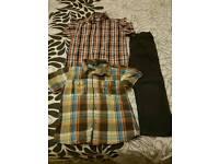Boys clothes bundle 6-7y