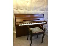Eavestaff compact Piano, excellent condition.