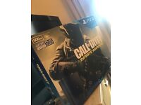 PS4 500gb brand new in box with call of duty: infinite warfare!
