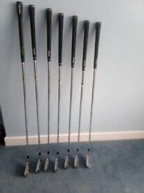 King Cobra Carbon CB 4-PW irons