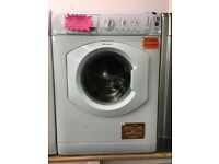 HOTPOINT 7KG DIGITAL WASHING MACHINE