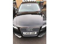 AUDI A4 AVANT Executive 2009 Black 2.0l TDI