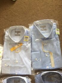 Brand new genuine Jaeger shirts