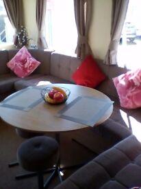2 bed caravan st trecco bay porthcawl