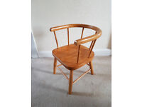 Traditional Solid wood Childs chair