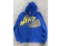 Nike and alpinestar hoodie's