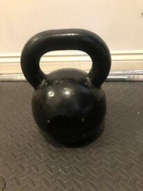 32kg Cast Iron kettlebell