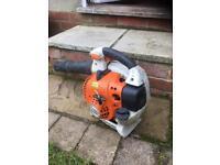 Stihl bg86 petrol blower