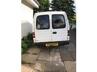 Opel van for sale