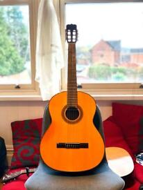 Fleetwood Classical Guitar and Case
